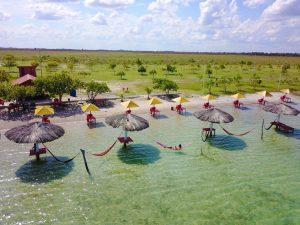 Lago do Robertinho em Boa Vista-RR